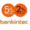 Cuenta Nomina Bankinter 5%